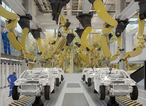 Gravity will attract world-leaders in advanced manufacturing, robotics, artificial intelligence, electric vehicles, a spokesman for the huge scheme has said