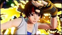 Yuri Sakazaki in King of Fighters 15 image #5