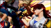 Yuri Sakazaki in King of Fighters 15 image #7