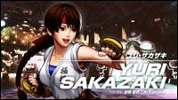 Yuri Sakazaki in King of Fighters 15 image #4