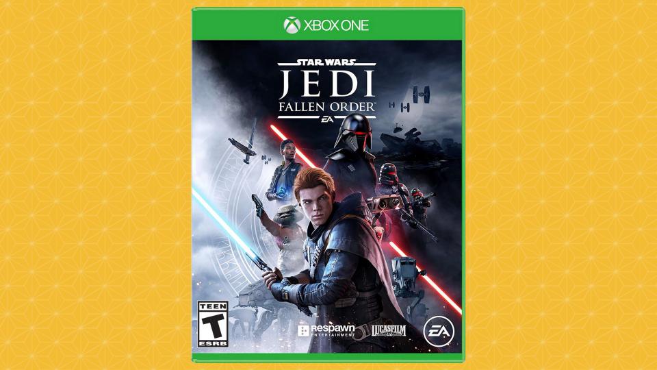 Save half on Star Wars Jedi: Fallen Order for Xbox One. (Photo: Walmart)