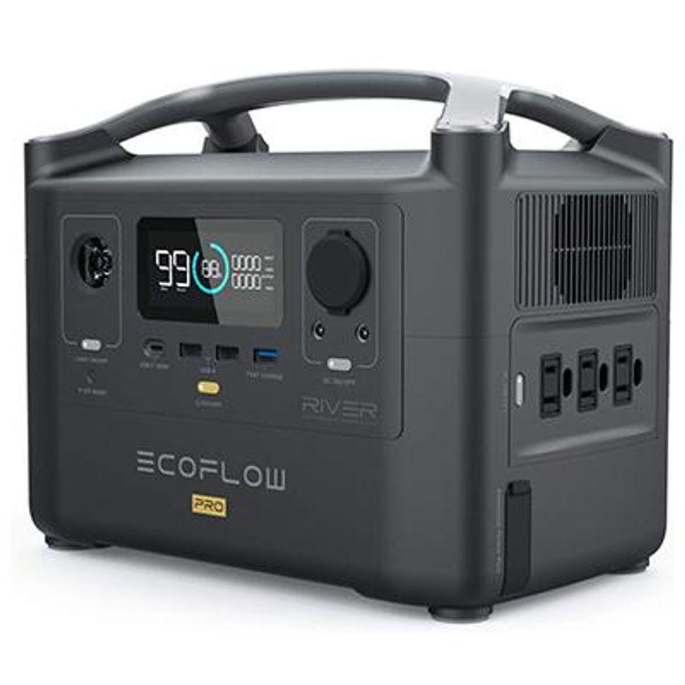 EF ECOFLOW RIVER Pro Portable Power Station