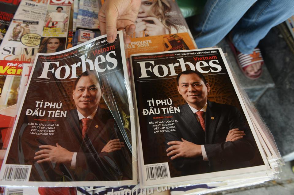VIETNAM-MEDIA-FORBES-PEOPLE