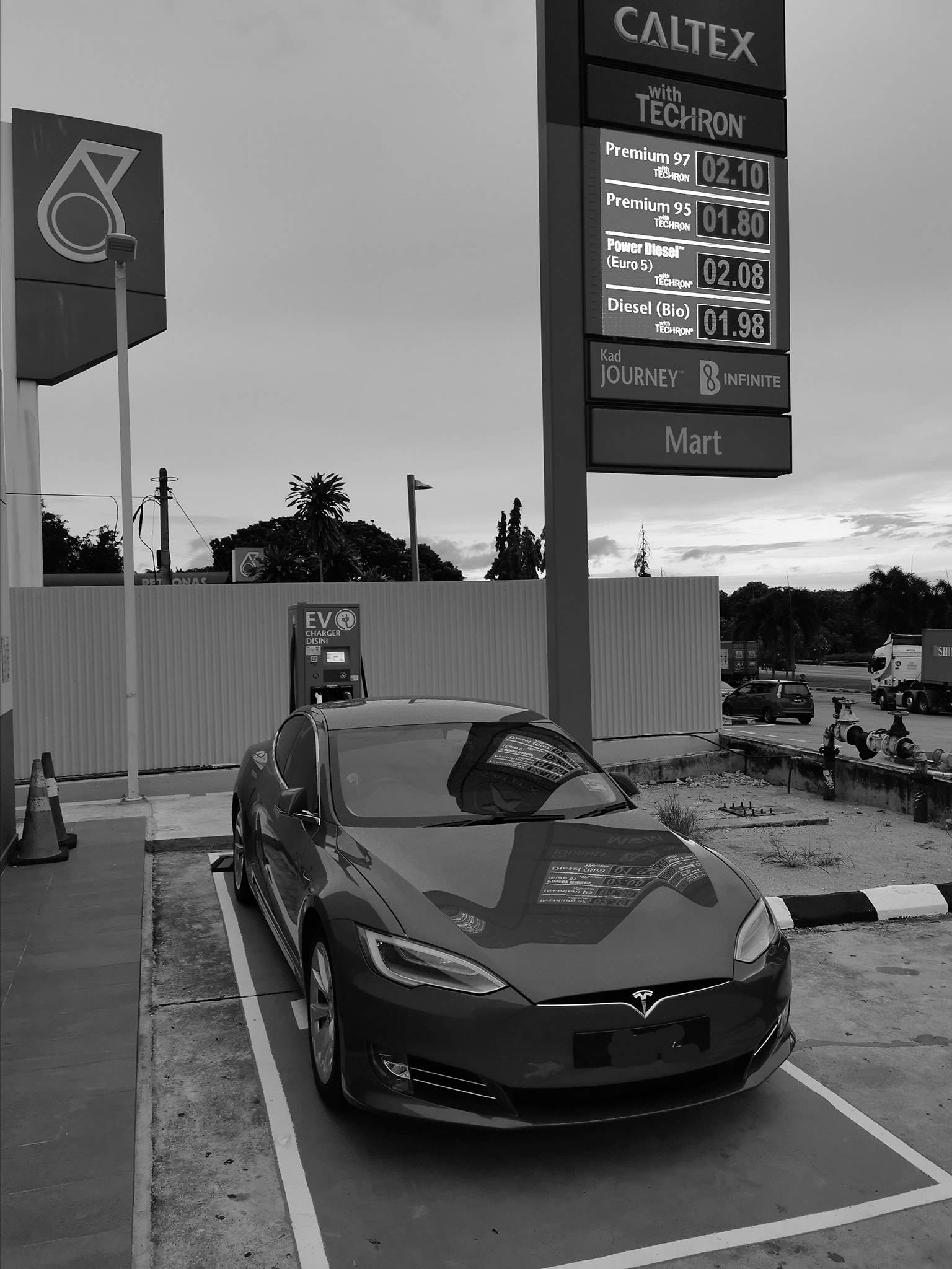 EV charging Ayer Keroh