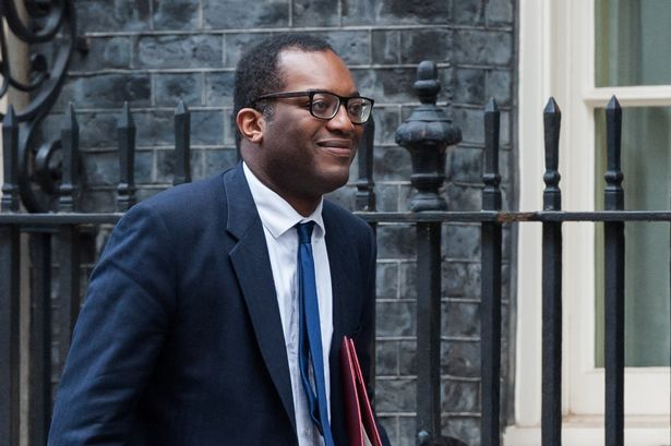Minister of State for Business, Energy and Clean Growth Kwasi Kwarteng