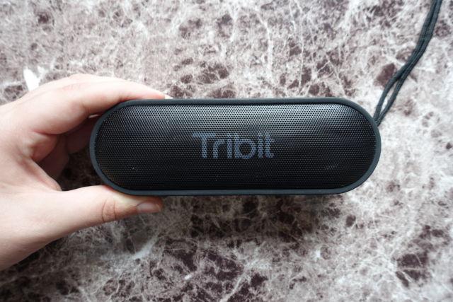 Tribit's XSound Go portable Bluetooth speaker.