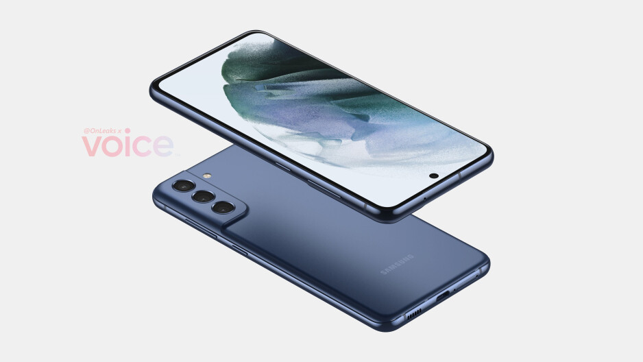 The Samsung Galaxy S21 FE will have a triple-camera setup on the rear - Here's your first look at the Samsung Galaxy S21 FE 5G