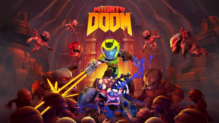 """There's a new """"Doom"""" game coming to Android, and it just entered early access"""