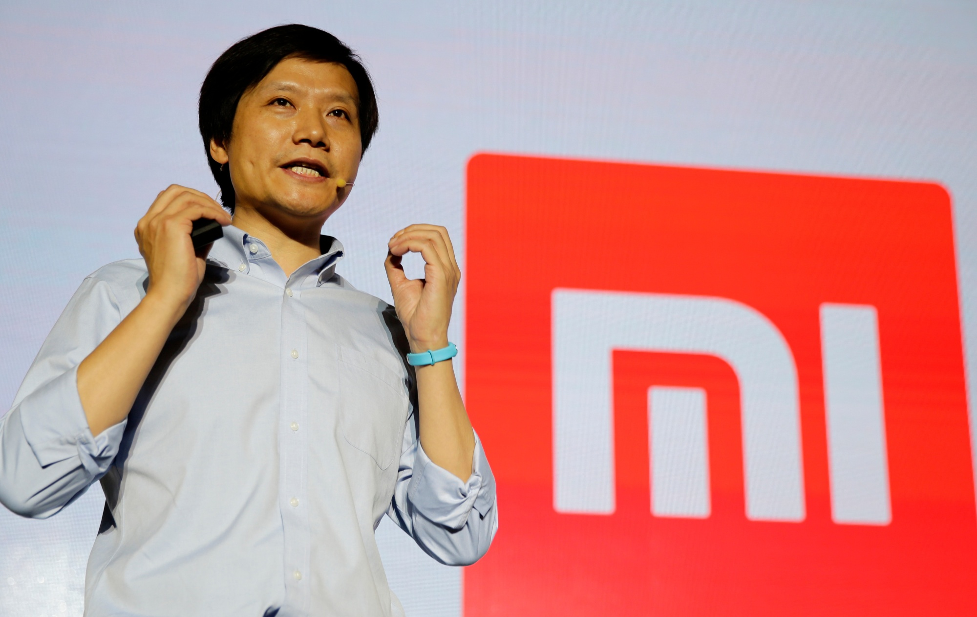 Lei Jun wants to take the Xiaomi brand on the road.