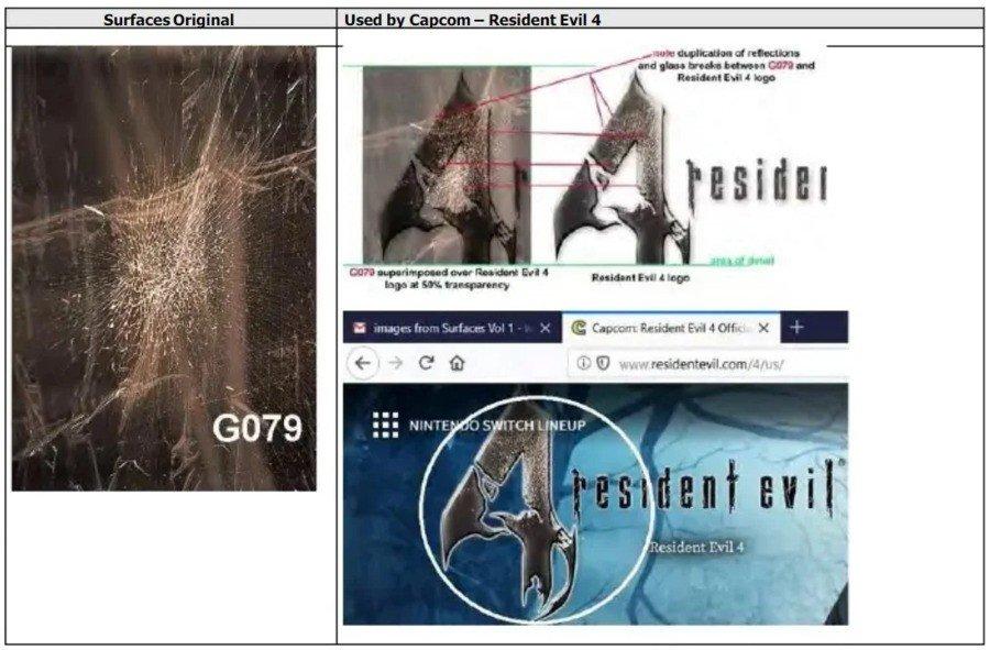 Resident Evil Comparison