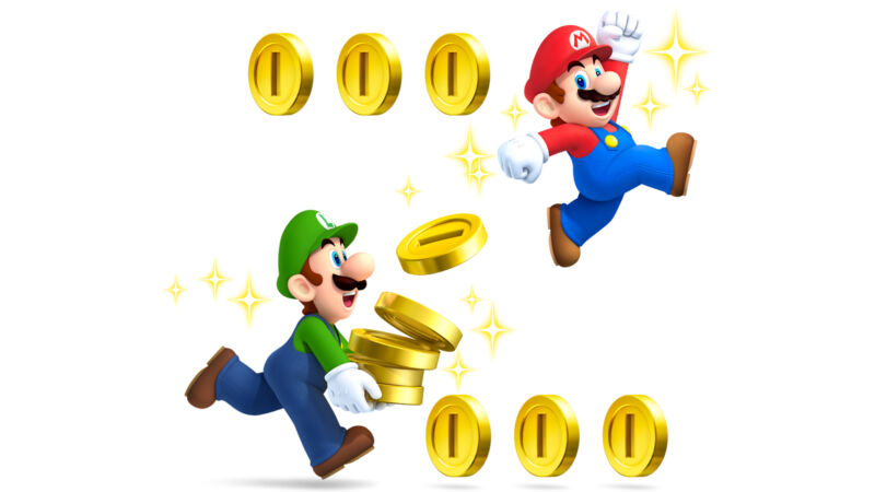 Artist's conception of Nintendo's reaction to the summary judgment.