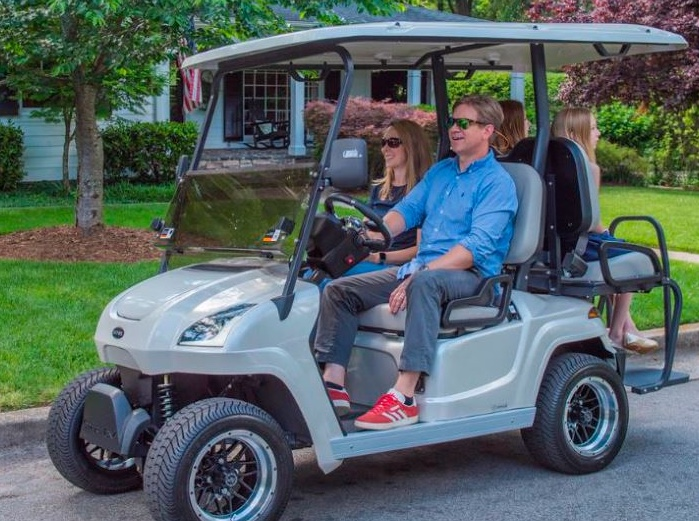Star EV manufacturers and distributes electric golf carts including its Sirius line among other recreational vehicles. (Photo/Provided)