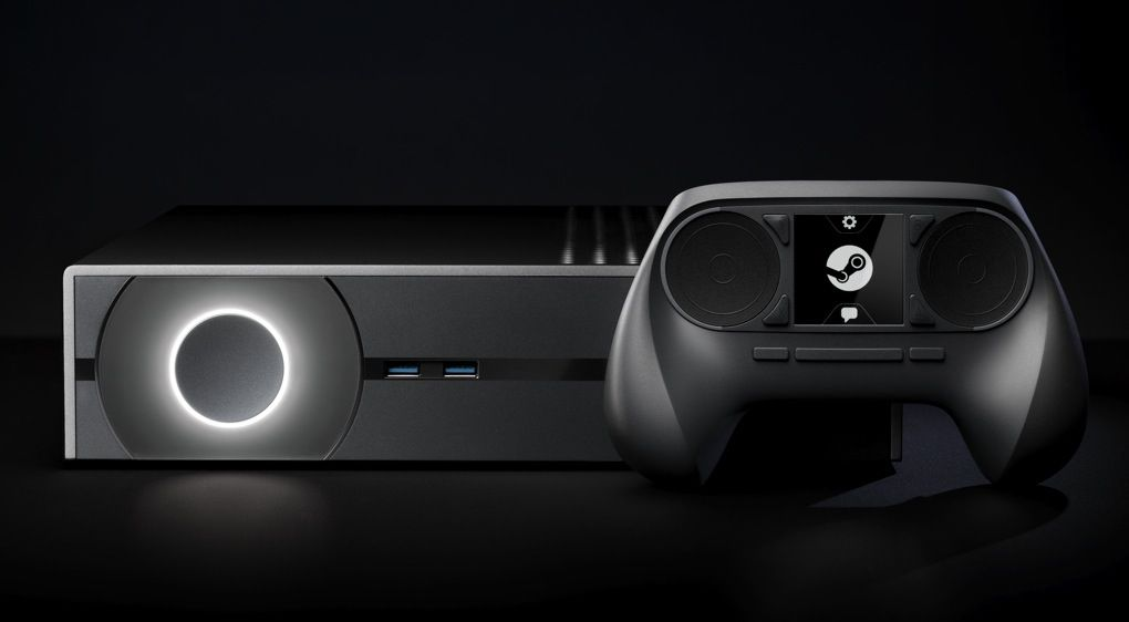 Gallery Photo: Steam Controller and Steam Machine press pictures