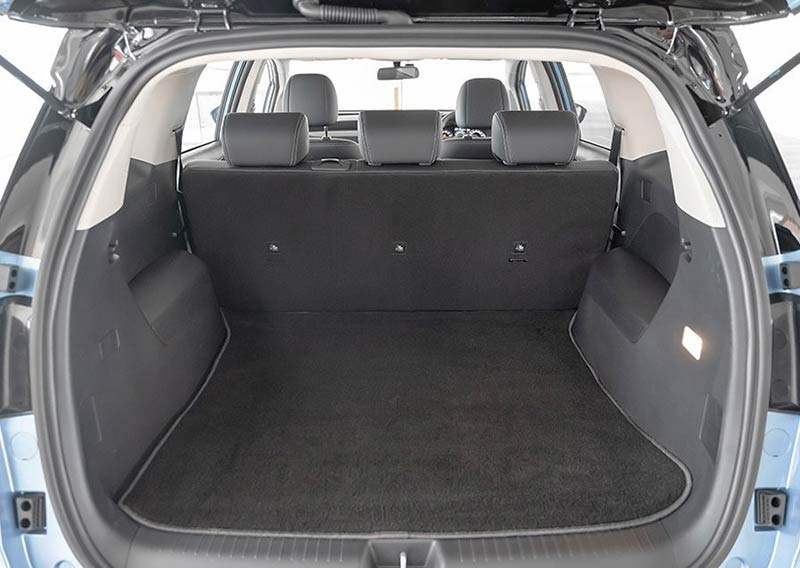 BYD e6 boot. Source: Nexport