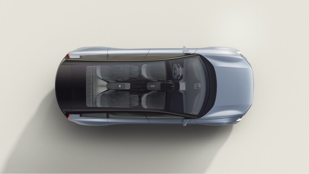 Volvo's Next Generation Of Smart, Fast-Updating Electric Vehicles