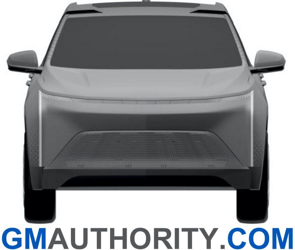 Chevy Equinox electric