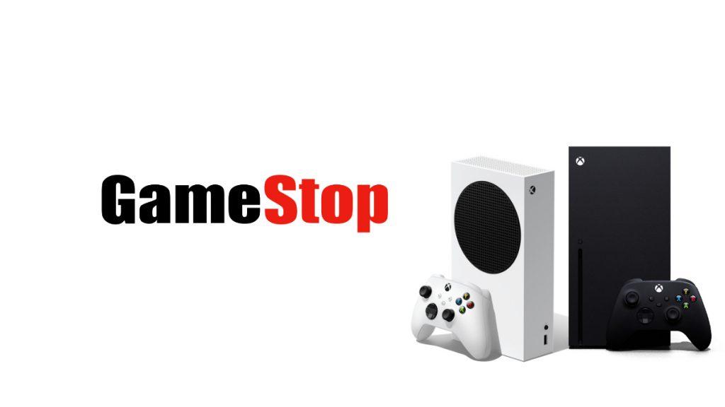 Xbox Series X S at GameStop