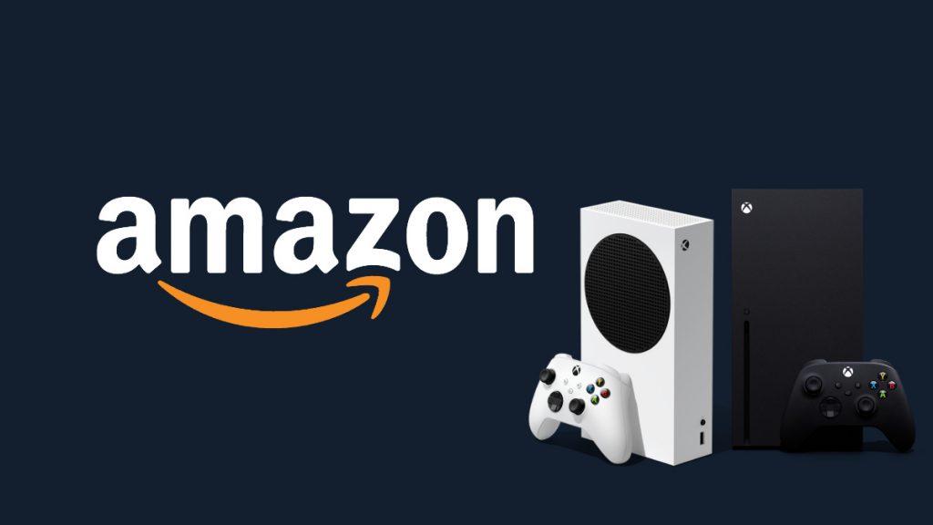 Xbox Series X S at Amazon