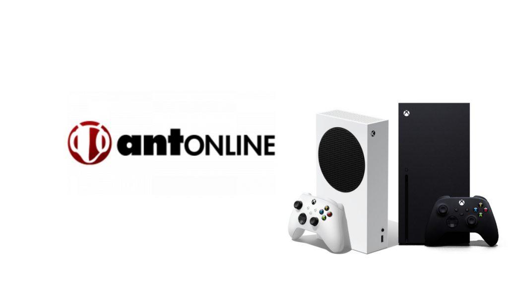Xbox Series X S at Antonline