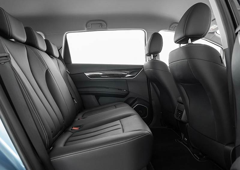 BYD e6 interior. Source: Nexport