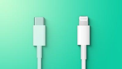 Apple Prefer Lightning Over USB C Feature