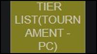 Leffen's post-Evo Guilty Gear Strive tier list image #1