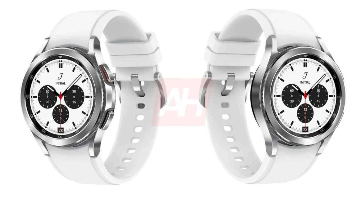 Samsung Galaxy Watch 4 Classic Renders 1