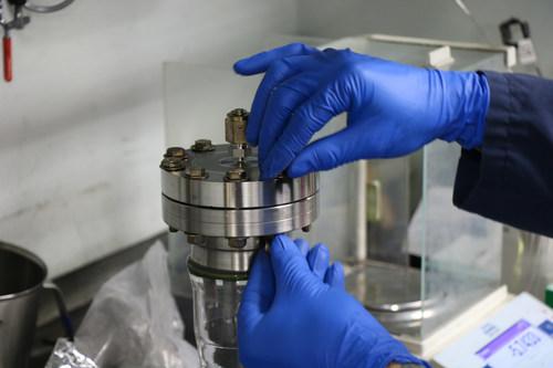Forge Nano Reactor Loading