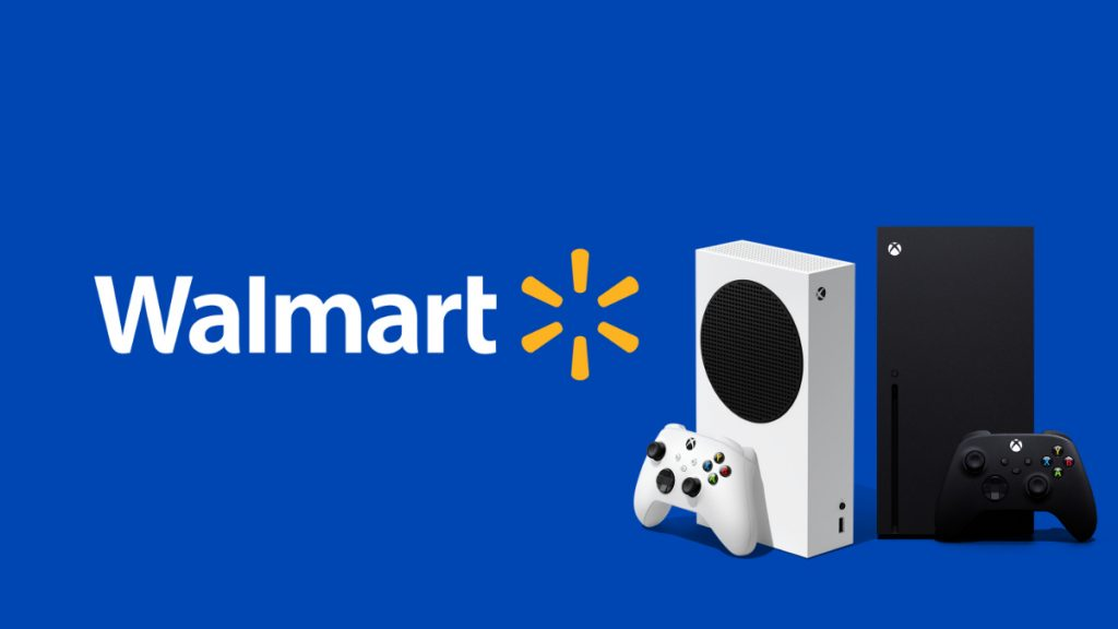 Xbox Series X S at Walmart