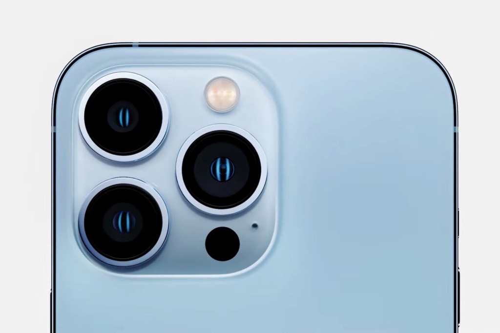 An Iphone 13 pro